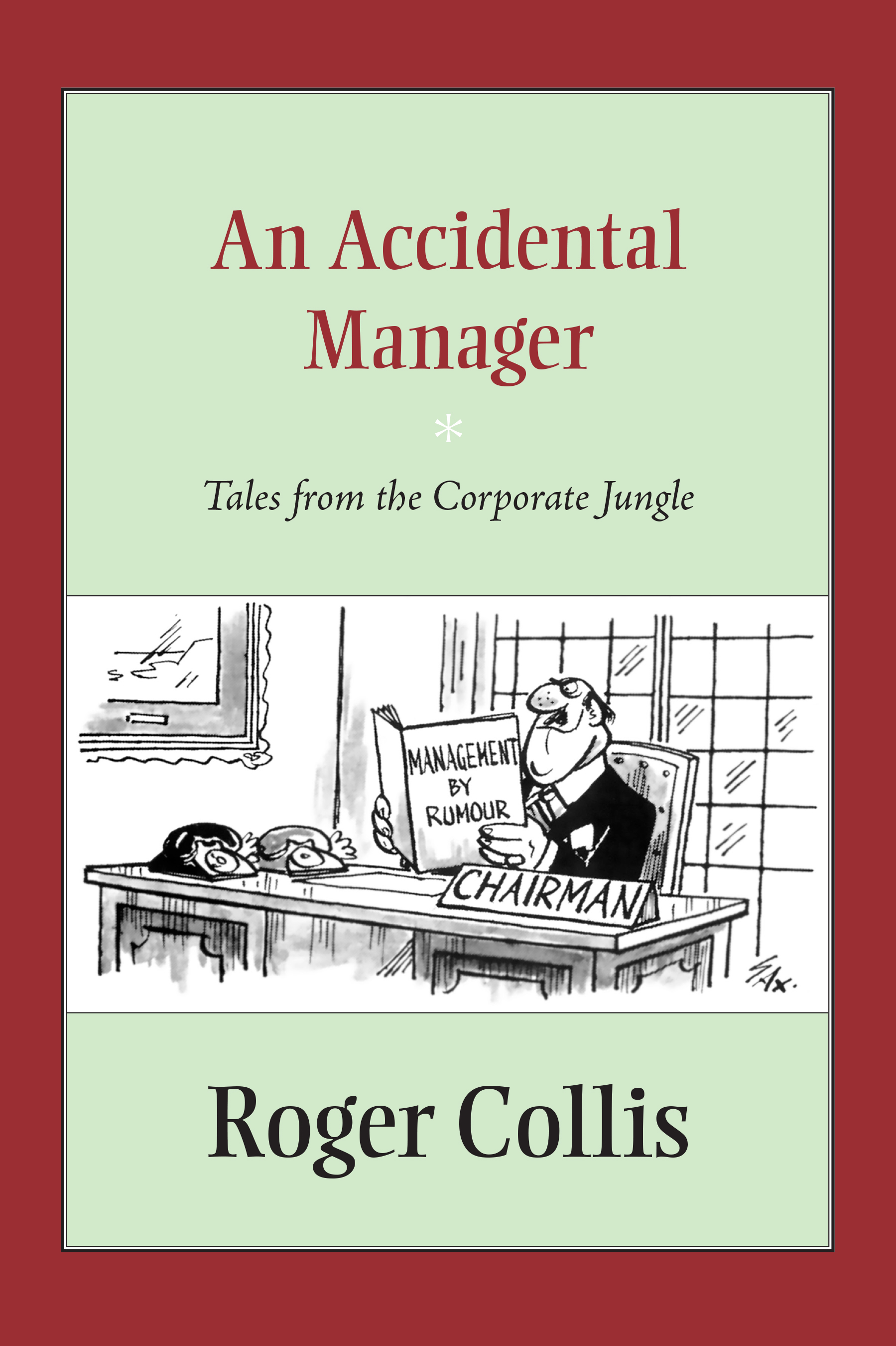 AccidentalManagercover