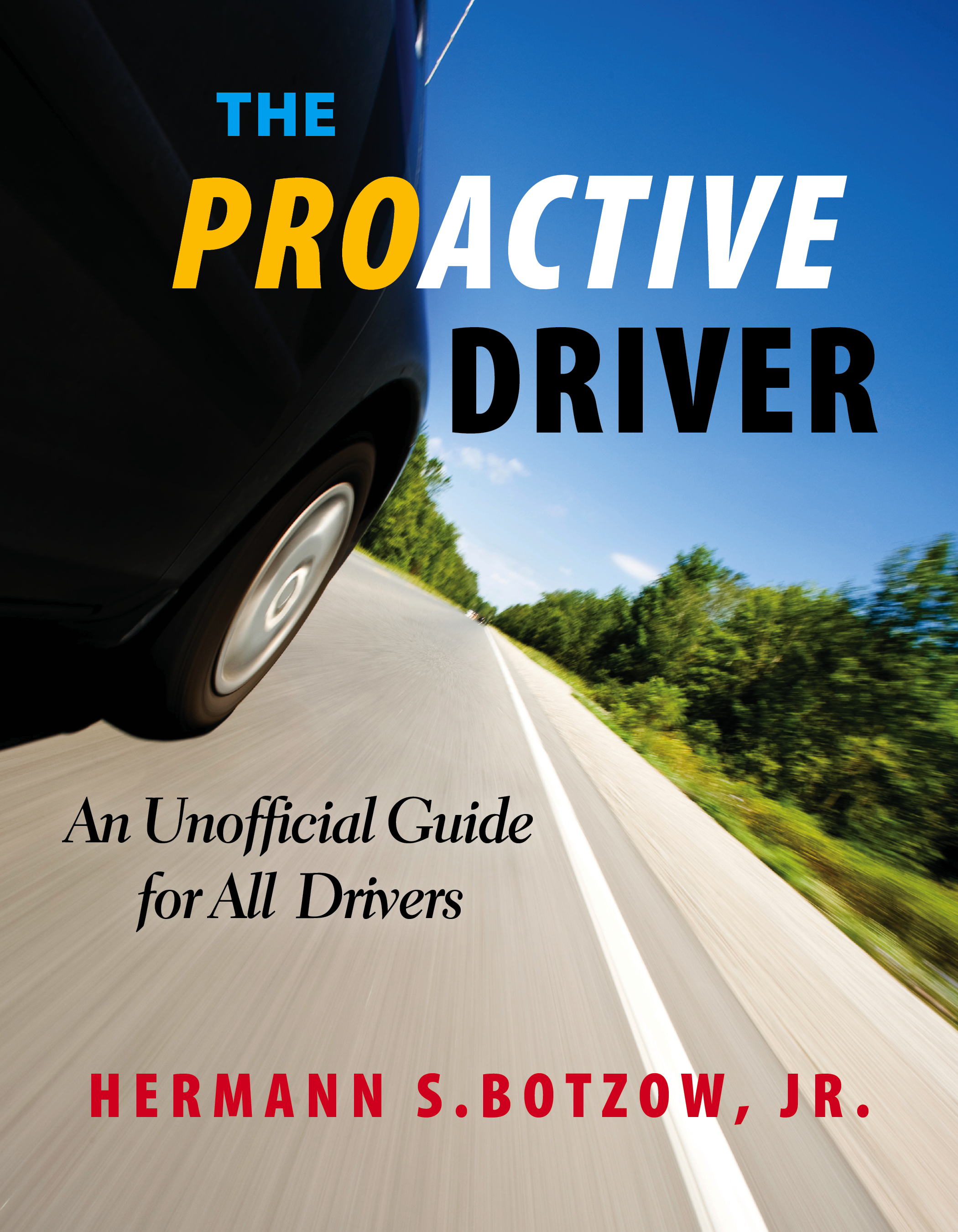 proactive driving essay
